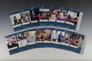 Les 15 manuels de communication avancée de Toastmasters