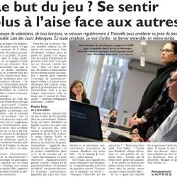 article républicain Lorrain ODT